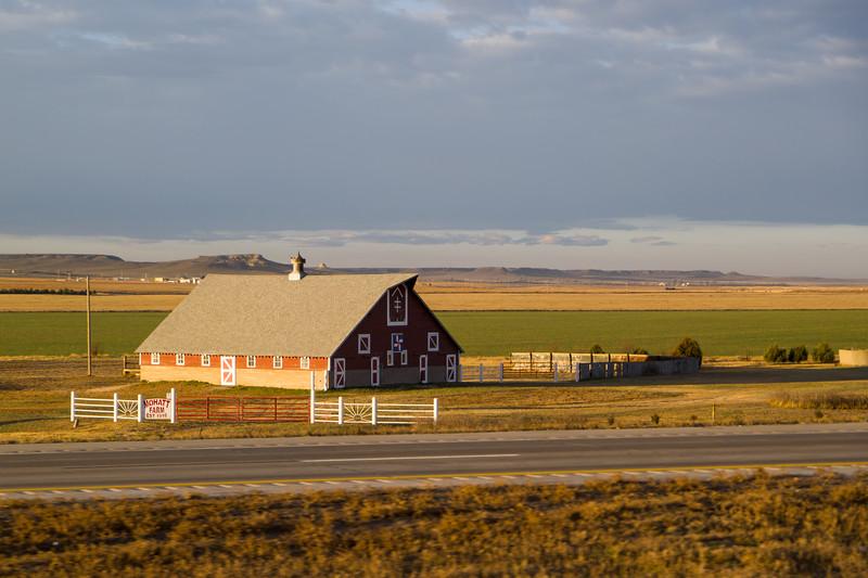 Western Nebraska I-80