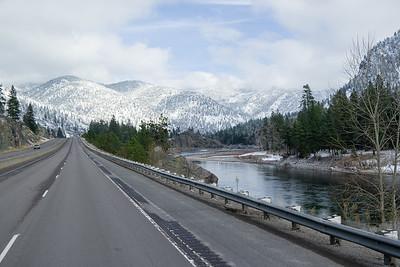 Western Montana I-90