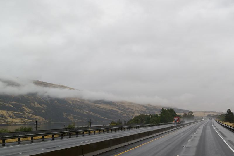 Columbia River Gorge I-84 Oregon
