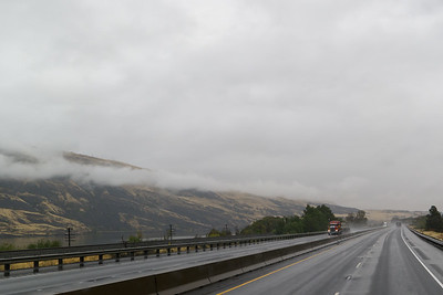 Columbia River Gorge I-84 Oregon