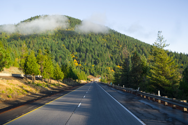 Southern Oregon I-5