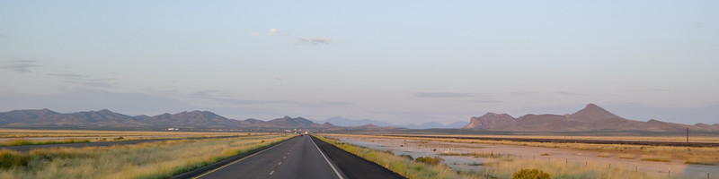 West of Lordsburg, NM