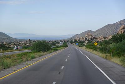 Texas Canyon, AZ I-10