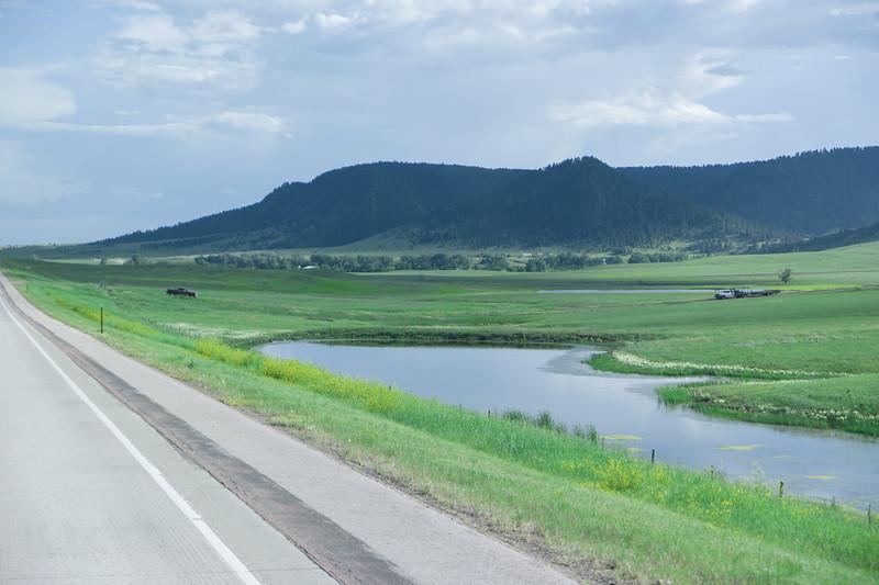 Western South Dakota