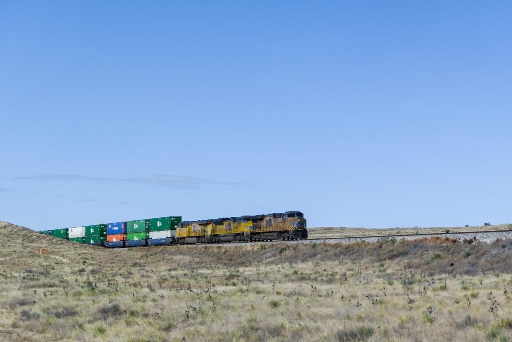 Train Eastern, NM