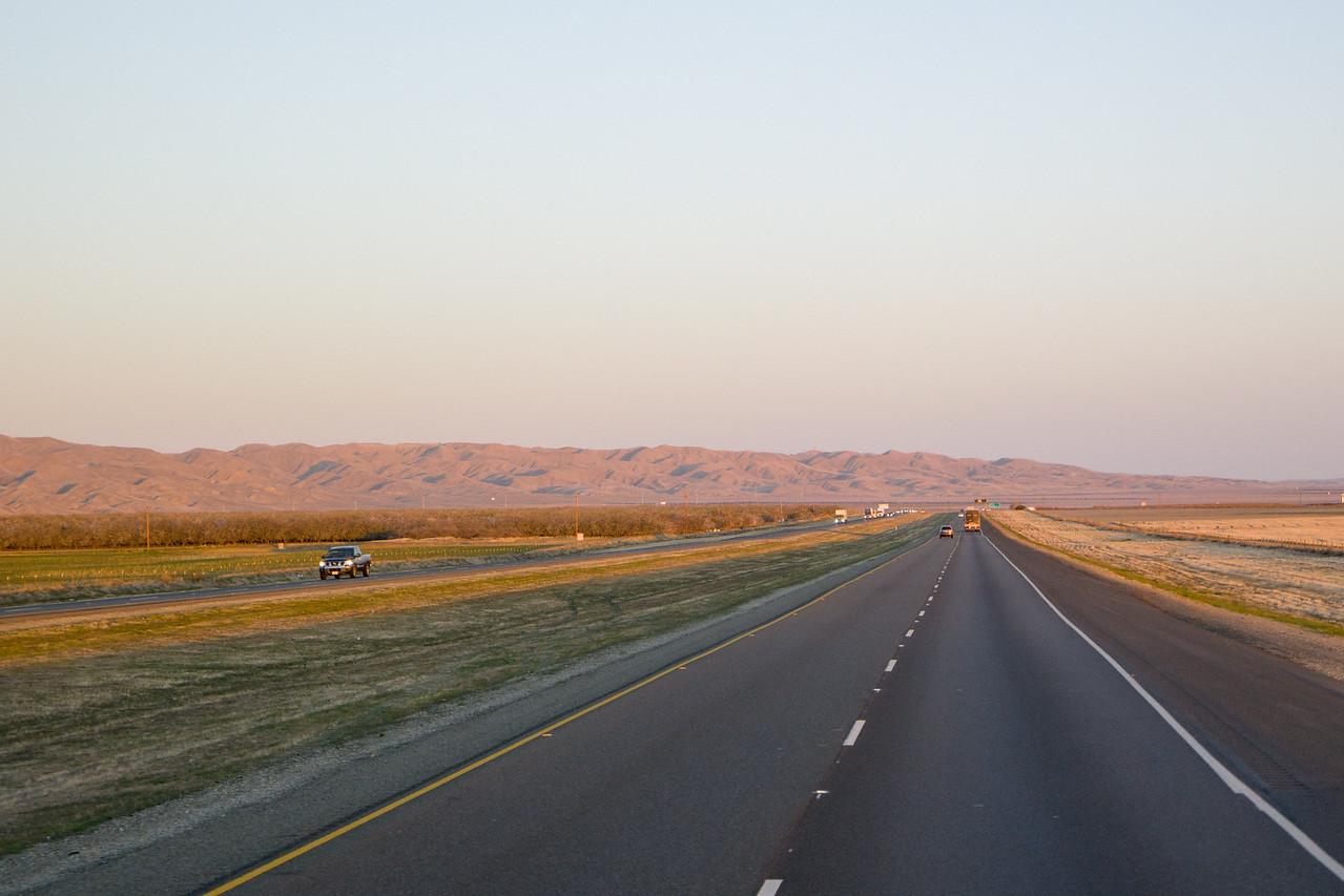 California Valley Morning