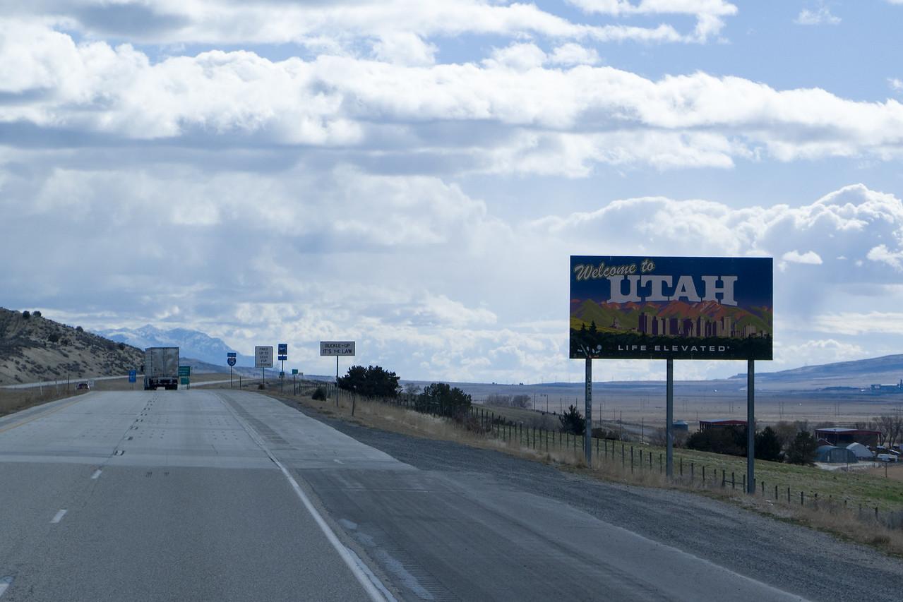 I-15 ID/UT Border