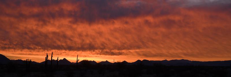 Gila Bend, AZ Sunrise