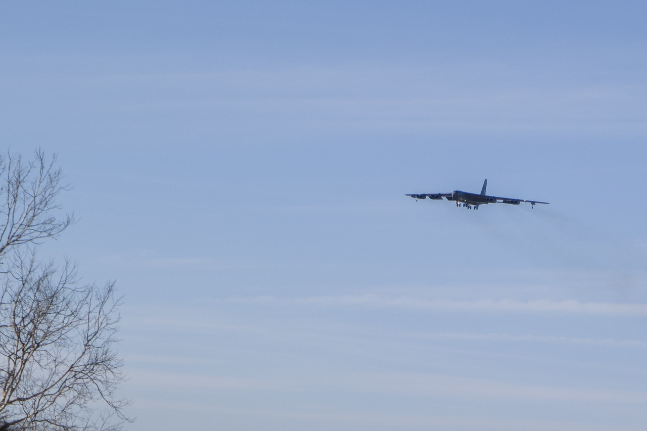 B-52 Stratofortress - Shreveport, LA