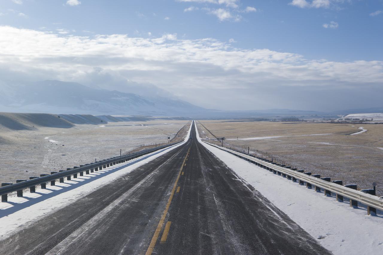 Montana Winter US-287