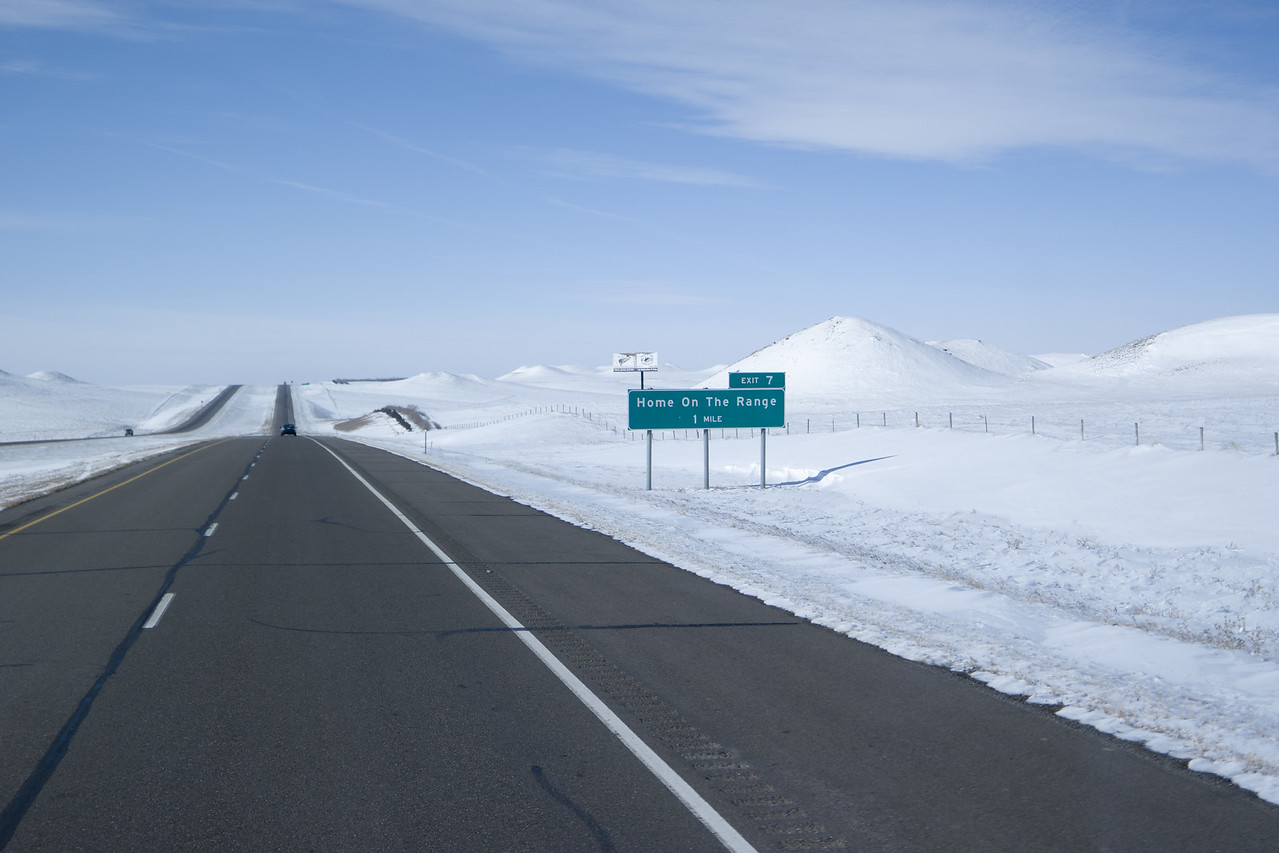 Western North Dakota