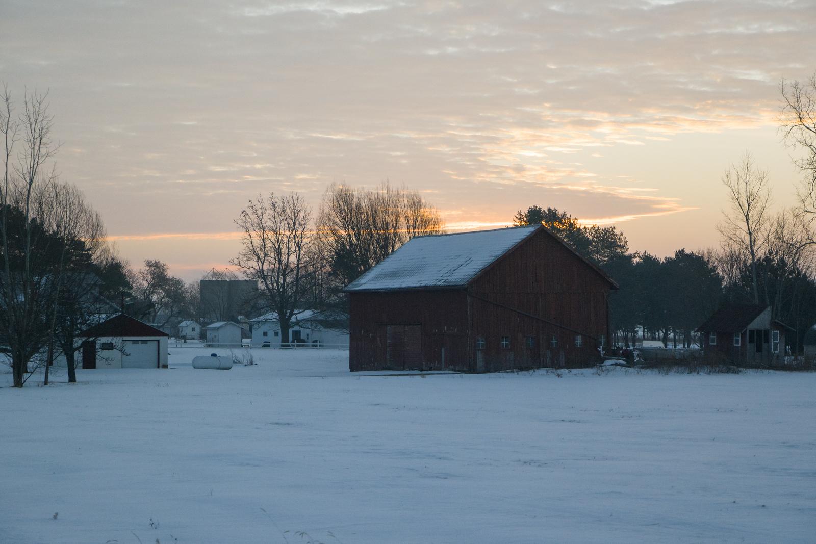 St Clair, MI Farm