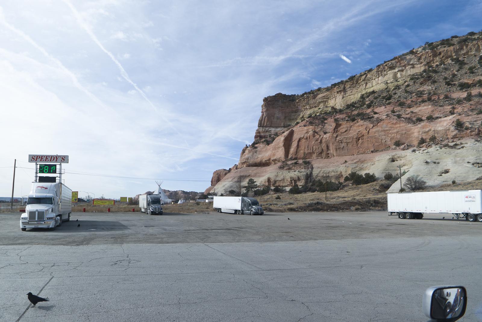 Speedy's Truck Stop - Lupton, AZ