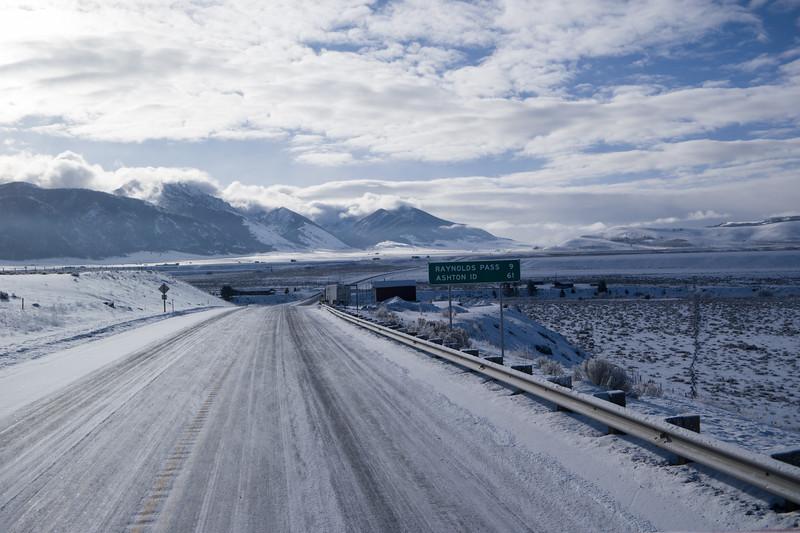 Montana Winter