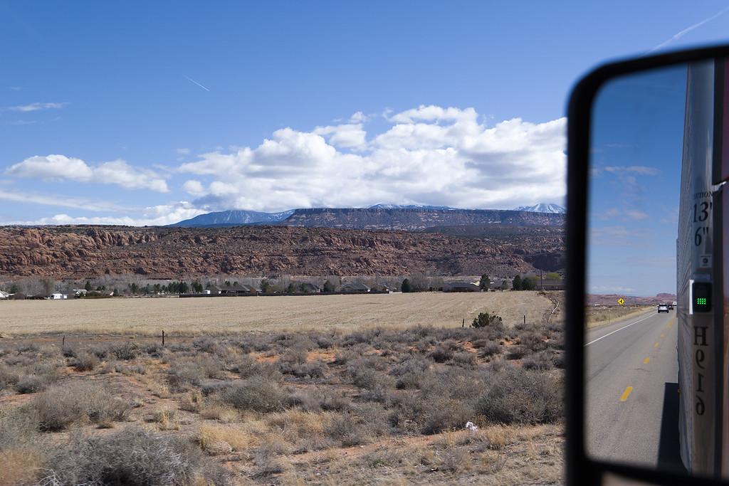 S of Moab, UT