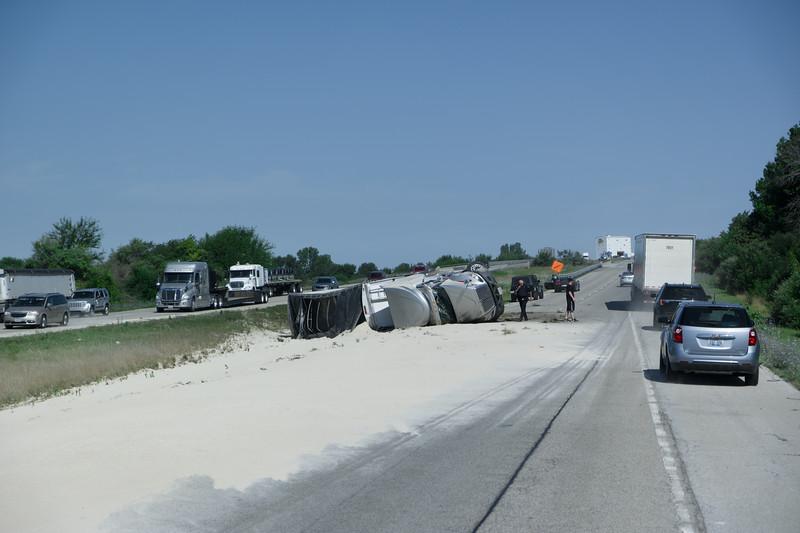 Illinois Truck Crash