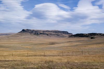 Montana Butte Vista