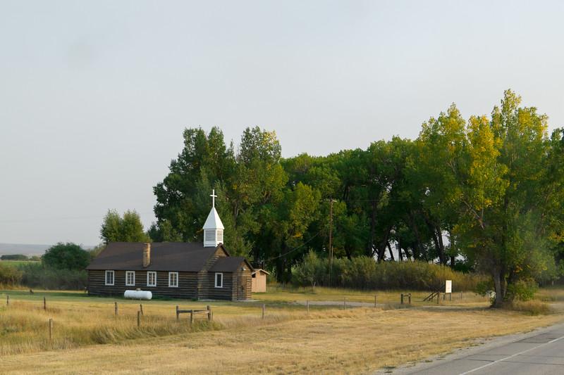 Eden, WY Church