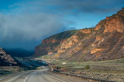 Echo Canyon Utah