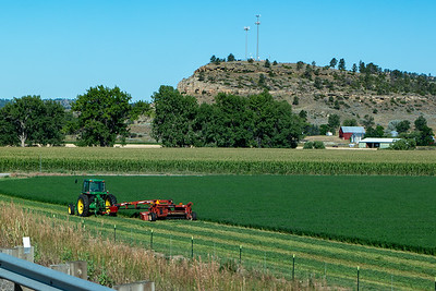 Eastern Montana Hay Season