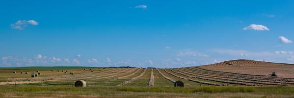 North Dakota Hay Season