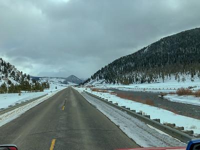 US 191 Montana