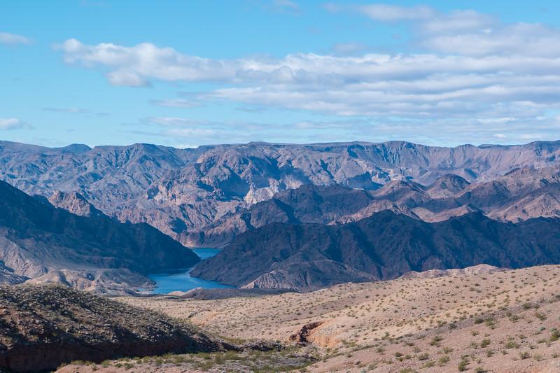 Arizona, Near Hoover Dam