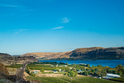 Maryhill, WA & Columbia River