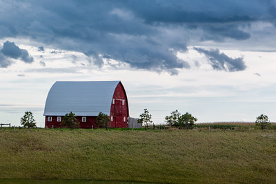 North Dakota Barn
