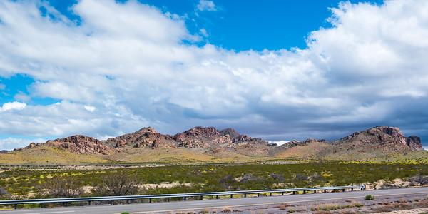 NM/AZ Border