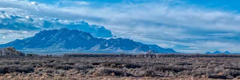 Near Deming, NM