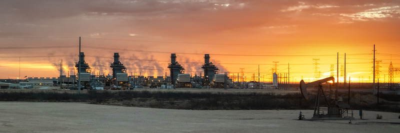 Odessa, TX Sunrise