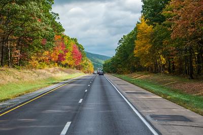 Fall Colors Eastern PA