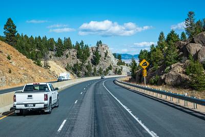 Homestake Pass, Montana