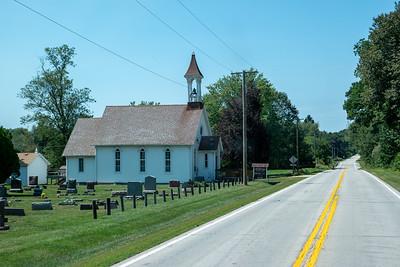 Church in Sherburnville, IL