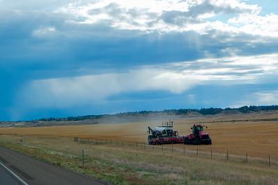 Eastern Montana Farming