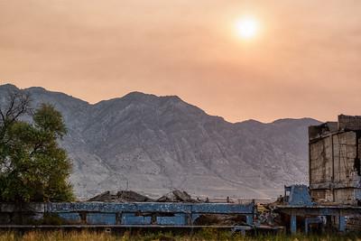 Utah Smokey Sunrise