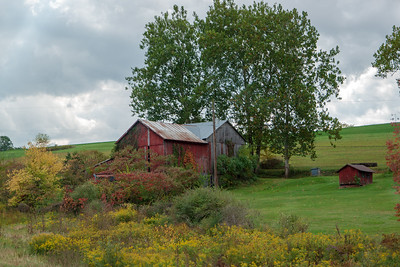 Eastern Pennsylvania Barn