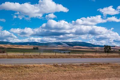 Near Butte, MT