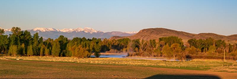 Montana Morning near Three Forks