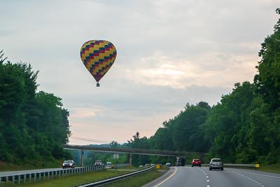 Balloon Ashville, NC