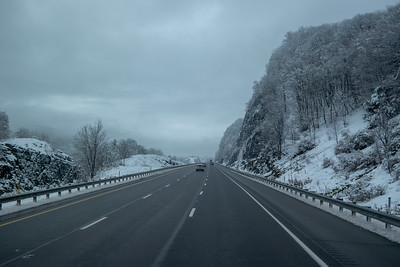 Pennslyvania Winter I-80