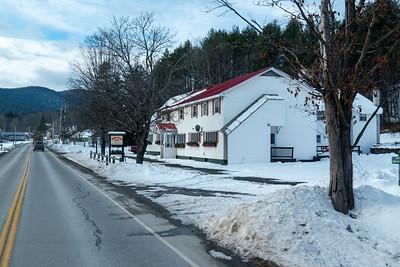 Vermont Bed & Breakfast Near Pittsfield