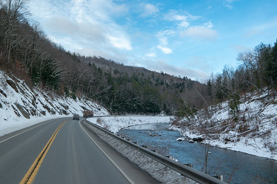 Vermont Hwy 107 White River