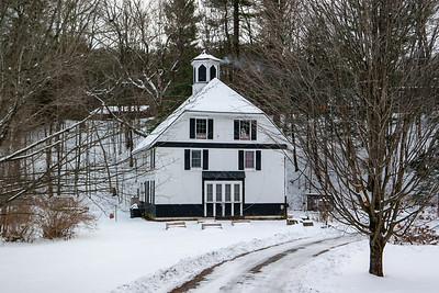 Vermont Old Schoolhouse?