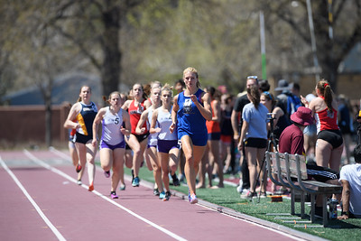 2019 - Hamline University hosts the Unsaintly Track Meet