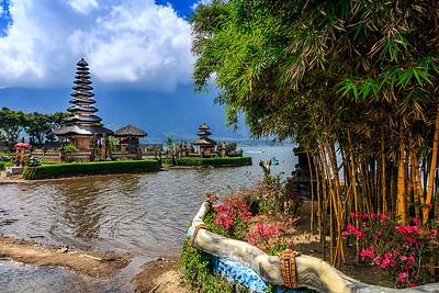 Pura Ulun Danu Beratan Temple Complex