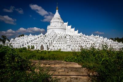 Hsinbyume Paya Pagoda