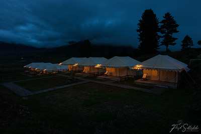 Phobjikha Valley Tented Camp