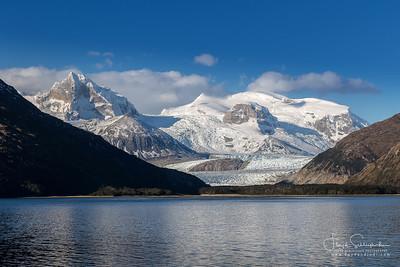 France Glacier
